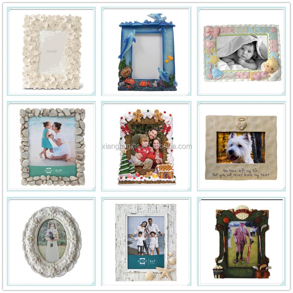 Viktorianischen Blumen Hochzeit Geschmückt Ovale Bilderrahmen Für ...