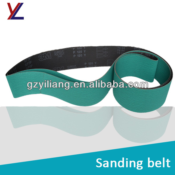3M 577F oil proof sanding belt