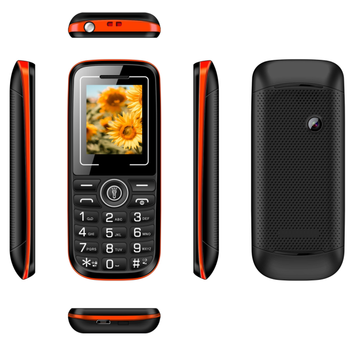 low end basic mobile phone with very good price 1.77 inch quad band model 2252