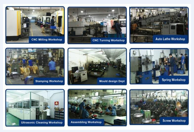 Auto Lathe Zn-plating Steel Threaded Sleeve