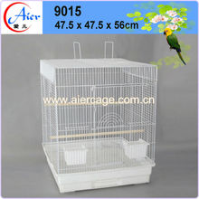 quality assurance metal chrome bird cage wholesale