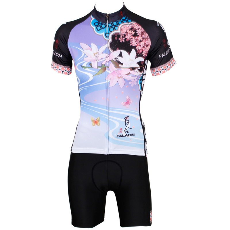 2acaf1b4d Get Quotations · 2015 Summer woman cycling jersey mtb cycling clothing new  brand female mountain Bicycle Compression Bike Clothing