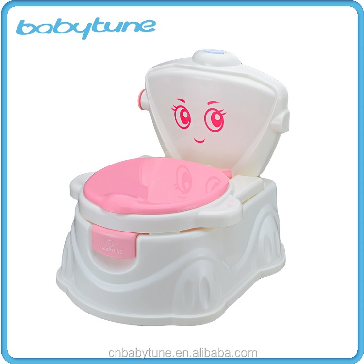 High Quality Musical Baby portable Toilet Potty