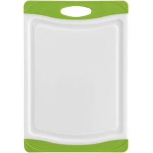 "Green Mainstays 10/"" x 14.5/"" Slip-Resistant Cutting Board"