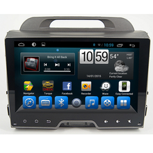 Großhandel Kaier Android 8.0 2din Auto DVD Player Video-Player für Kia Sportage <span class=keywords><strong>GPs</strong></span> Navigation Multimedia mit Carplay Auto TV