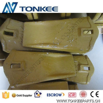Good quality PC200 bucket teeth vertical pin type, PC200 rock bucket teeth