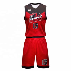 100% authentic 3eabb 8e60c New Design Full Sublimated Red Basketball Jersey and Short Cheap Custom  Euroleague Basketball Jerseys