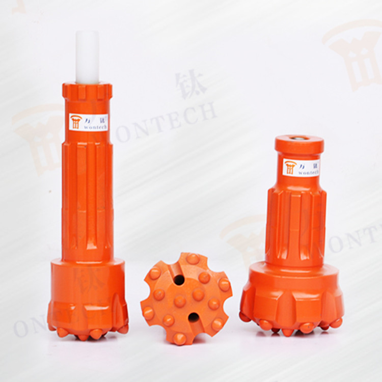 8Inch DTH Bit QL80 Bit for Water Well Drilling DTH hammer