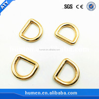 Popular Metal stainless steel D rings