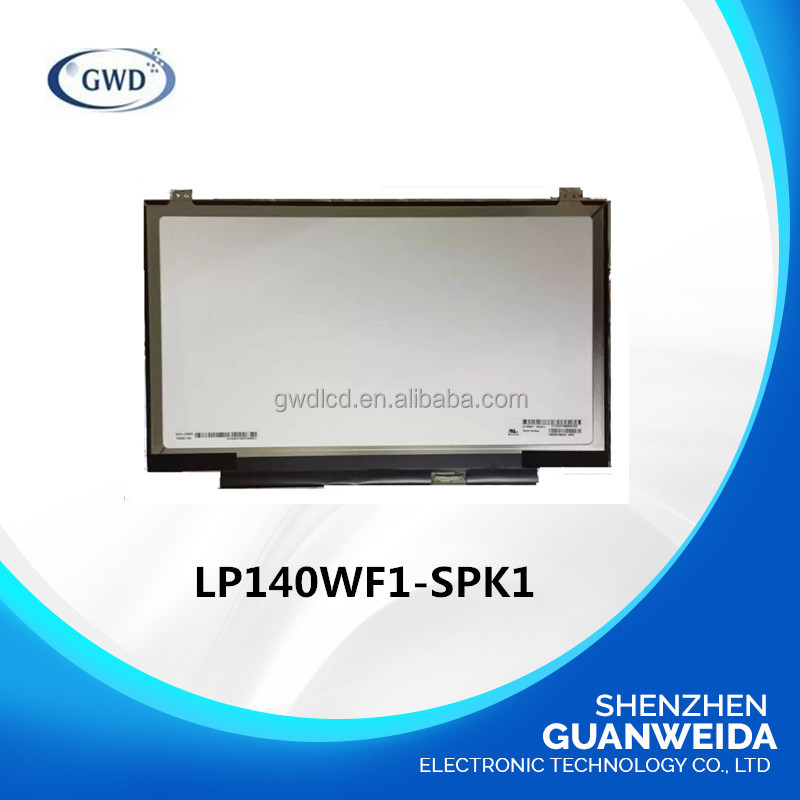 LP140WF1-SPK1 laptop screen 14.0 slim HD 1920*1080