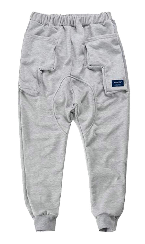 UUYUK Men Trousers Slimming Activewear Training Running Pants