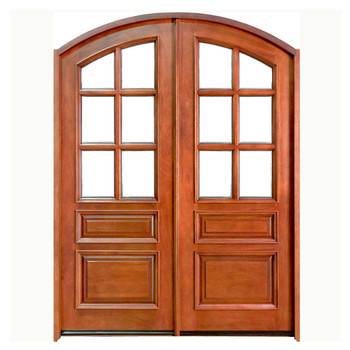 Bomei Good Quality Front Double Main Doors Design With