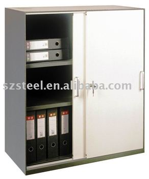 Metal Sliding Door File Cabinet View File Cabinet Sfs Product
