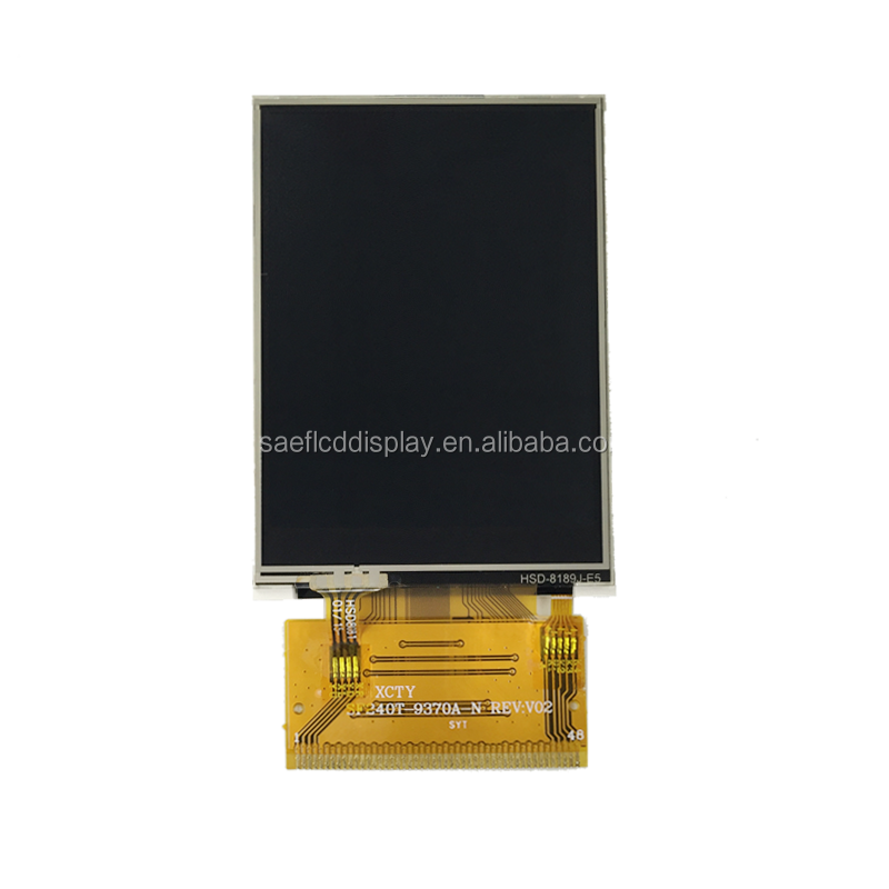 2.4 Inch TFT LCD Display 240x320 Resolution with touch screen TFT module