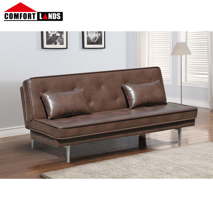 Amazon Hot Sale Cheap Leather Foldable Single Sofa Bed Buy Cheap