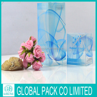 High Quality Wholesale Folding Disposable Clear Customized Plastic Gift Box