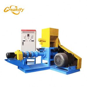 Small capacity poultry feed production machine / feed mill / animal feed milling machine