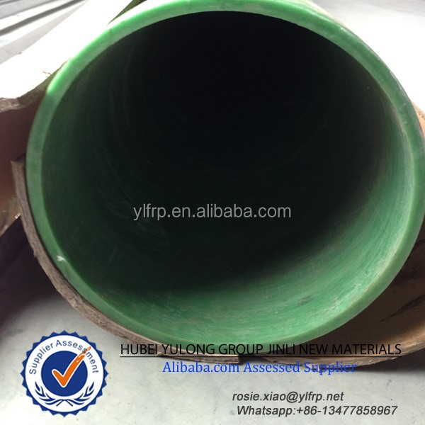 Filament Winding Fiberglass GRP Pipe