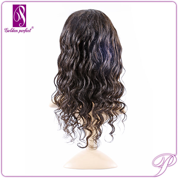 Great Lenght Human Hair Lace Front Wigs With Bangs, Lace Wig Hair