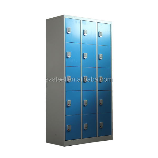 ecommerce locker IC card locker cabinet