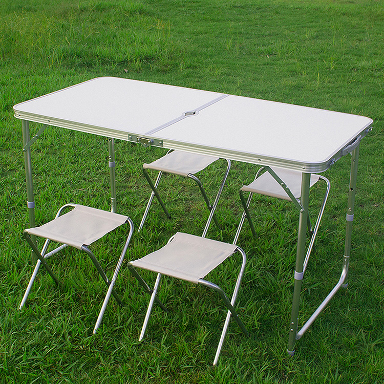 2016 New outdoor folding desk premium aluminum folding camping <strong>table</strong>