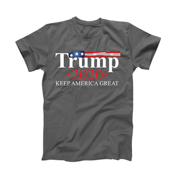 Donald Trump for President 2020 Election T-Shirt Make America Even Greater Worn by Supporters
