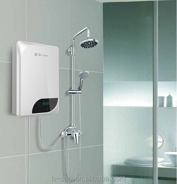 Wall Mounted 7000w Instant Induction Water Heater Buy