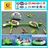giant inflatable floating water park equipment for sale with sports game for kids