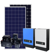 1000W Kit <span class=keywords><strong>di</strong></span> Pannelli Solari Con Il Regolatore Inverter Batterie 2KW, 3KW 4KW 5KW 6KW Off Grid Sistema <span class=keywords><strong>di</strong></span> <span class=keywords><strong>Energia</strong></span> <span class=keywords><strong>Solare</strong></span> Per La Casa Apparecchio