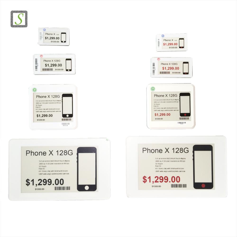 Suny 7.5 inch Epaper Display Label ESL E ink Price Shelf Tag