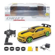 1:10 5CH 27MHZ Electric Remote Control Racing High Speed Drift Car Hot RC Model Toy Battery included 20KM/H