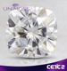 Synthetic Cushion Cushion Moissanite Loose Stone F-H UNIMOSS 6.5mm