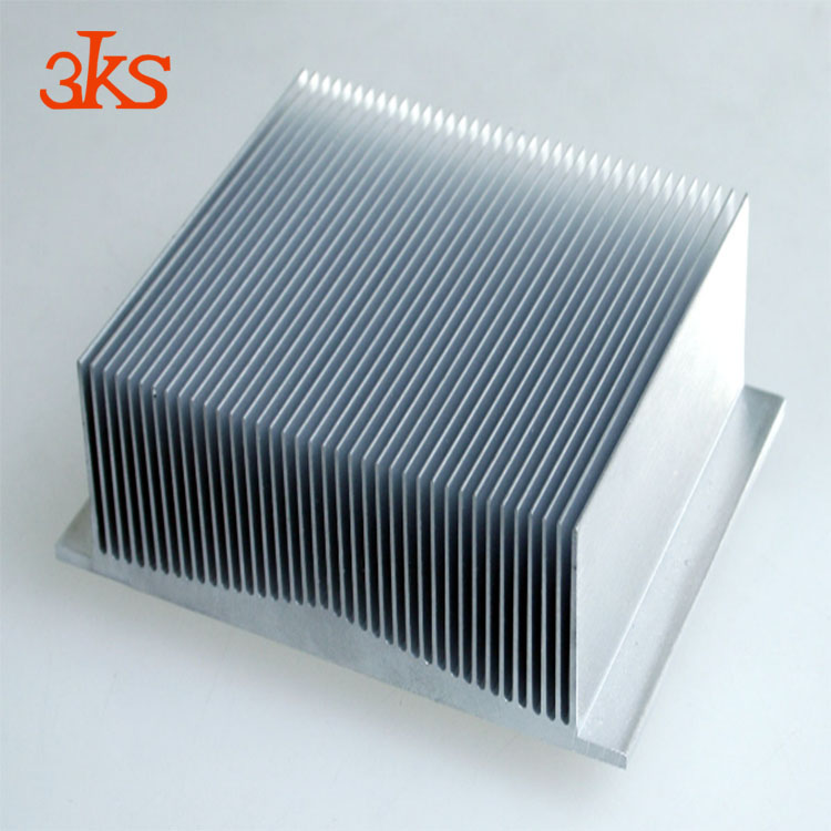 Good quality pin fin heatsink for high voltage transformer