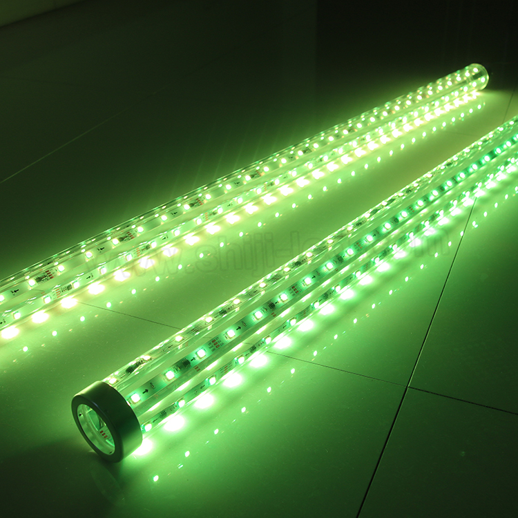 led tube 180pcs 3D Bumper Cars LED bar light 360 degree