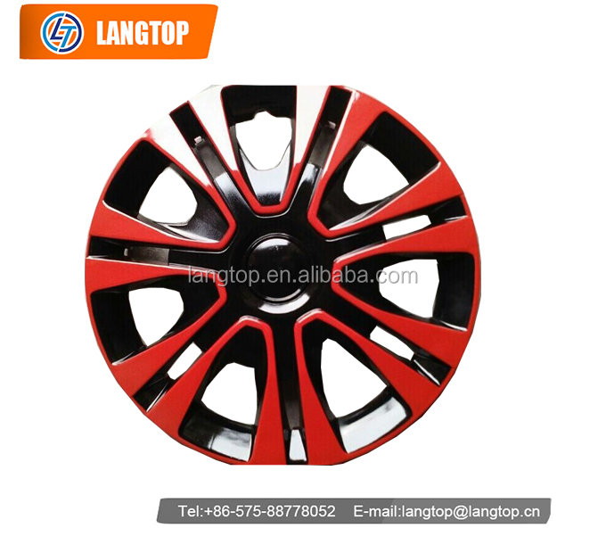 "Car decoration universal wheel hubcap cover for 12"" 13"" 14"" 15"" 16""inch spare auto car accessories"