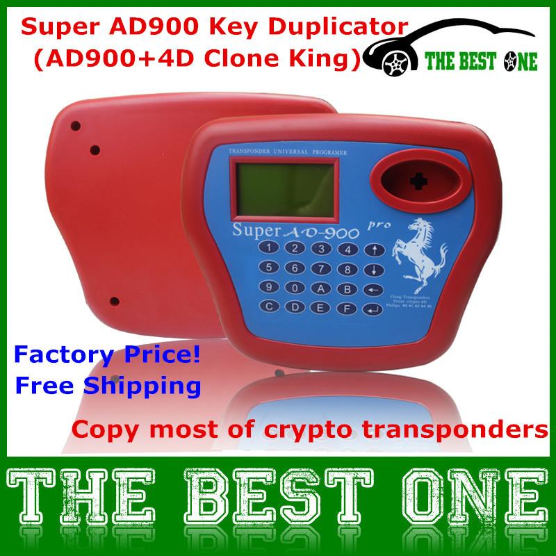 Цена от производителя супер AD900 ключевые AD900 + 4D клон король последняя версия 4D ключевой полный комплект