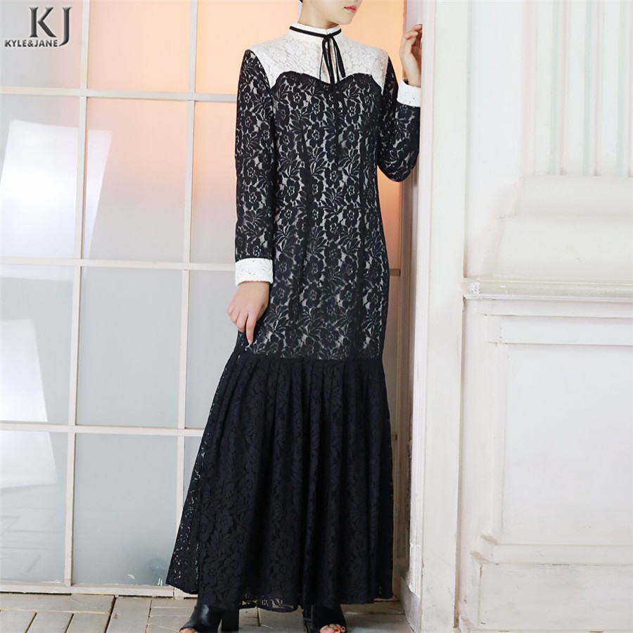 Wholesale Factory Price korean black abaya fabric