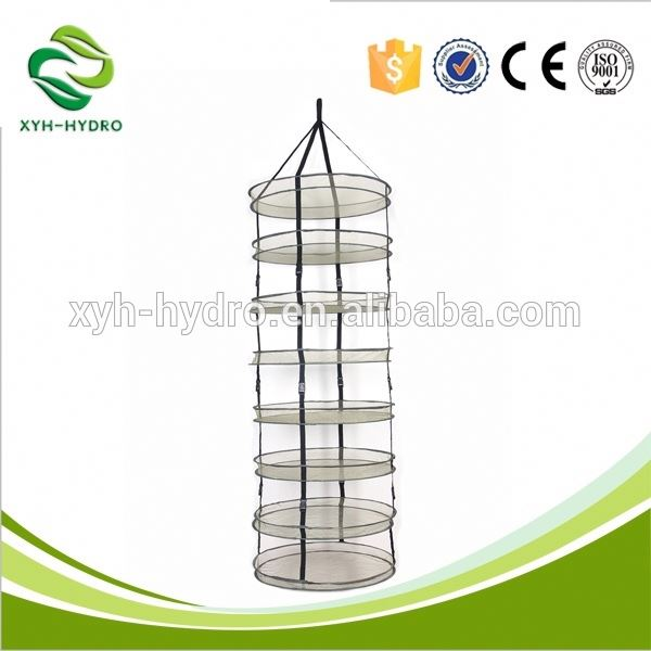 high quality plant 4/6/8 layer dark room layer drying net Factory Direct Supply