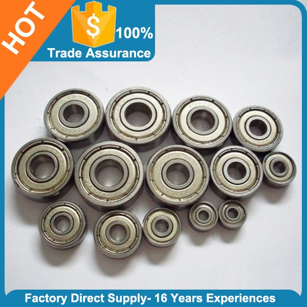 Pom Plastic Glass Ball Bearing 606 608 626 6202