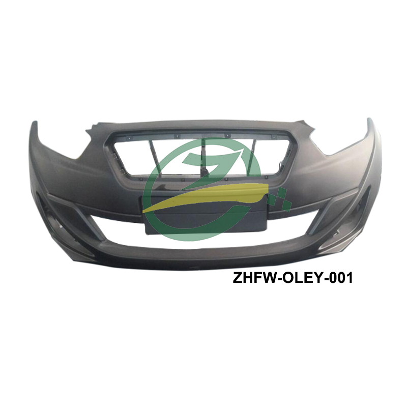 Car front bumper for FAW Oley auto spare parts S2803111-EM