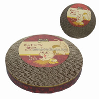 All Natural Turbo Scratcher Cat Toy For Wholesale