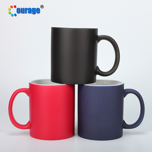 Yiwu manufacturer sublimation custom magic mug