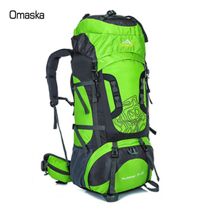 Best popular outdoor waterproof nylon hiking mountain bag backpack