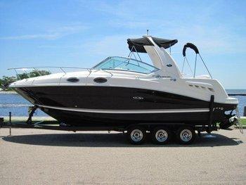2006 Sea Ray 260 Sundancer - Buy Boat Product on Alibaba com
