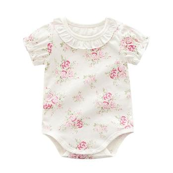 Newborn Baby Rompers 100% Cotton Baby Clothing  Infant Toddlers Organic Baby Girl Clothes