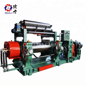 CE UL Certificated Two Roll Open Rubber Mixing Mill Lining Manufacturers
