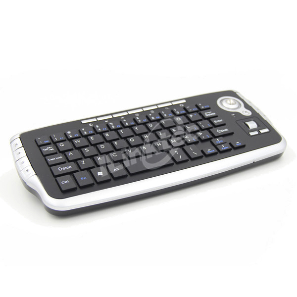 Ilinktec 78 Keys Wheel Scroll Wireless Keyboard Trackpoint ...