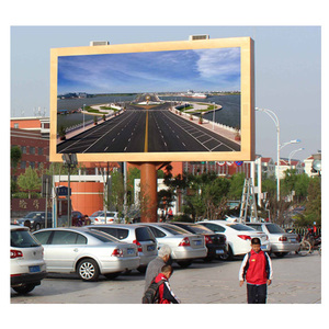 Outdoor Video Function Big Advertising P5 LED Display Board