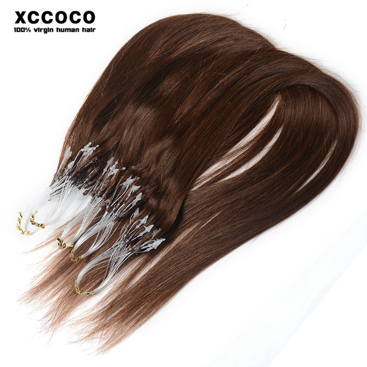 Factory Easy Operation Top Brazilian Fashion Color Micro Ring Hair