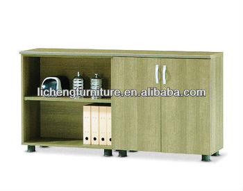 Wooden Office Cupboard For